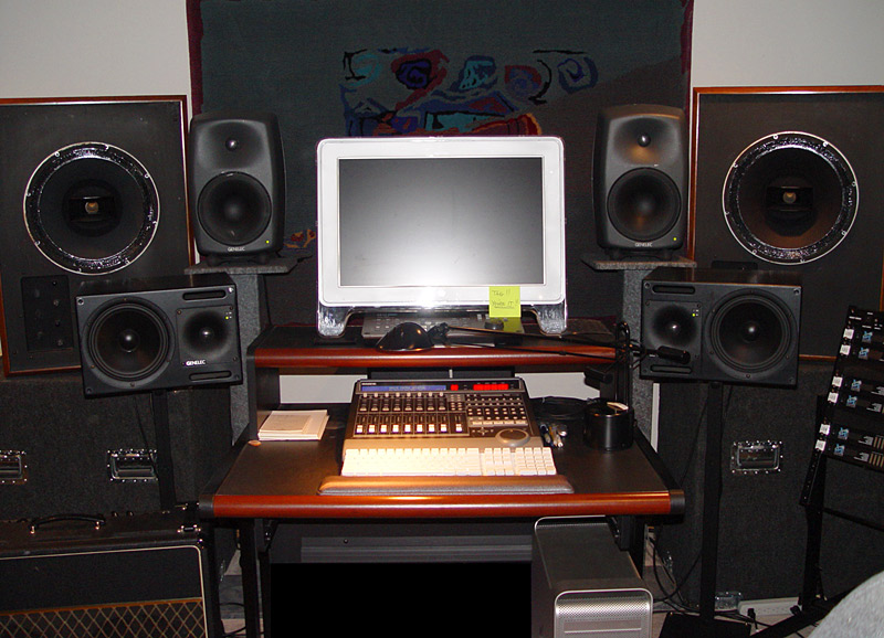DML Audio - Recording Studio for Professional Postproduction